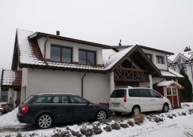 EFH Einbau 2 Schleppdachgauben und Ausbau Dachgeschoss
